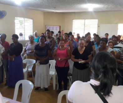 Parroquia San Juan Diego Sabana Perdida